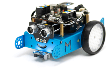 Get Started with mBot | Logics Academy