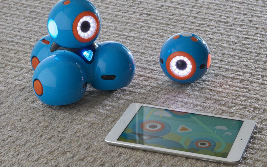 Little Blue Robot