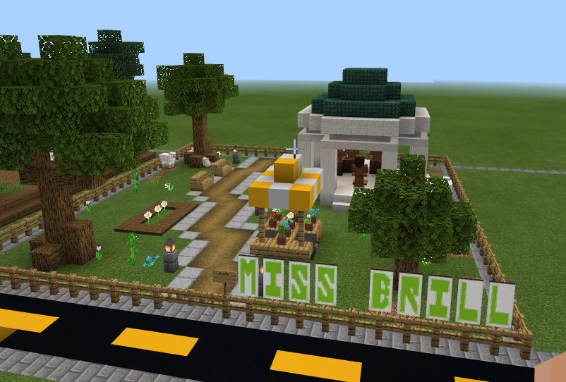 A REMOTE PROVINCE IN CANADA BRINGS STUDENTS TOGETHER THROUGH MINECRAFT
